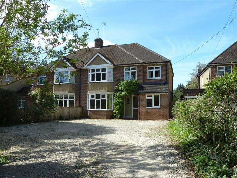 3 Bedrooms Semi Detached House for sale in Kennylands Road, Sonning Common, Sonning Common Reading