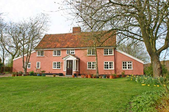 4 Bedrooms Unique Property for sale in Wetheringsett