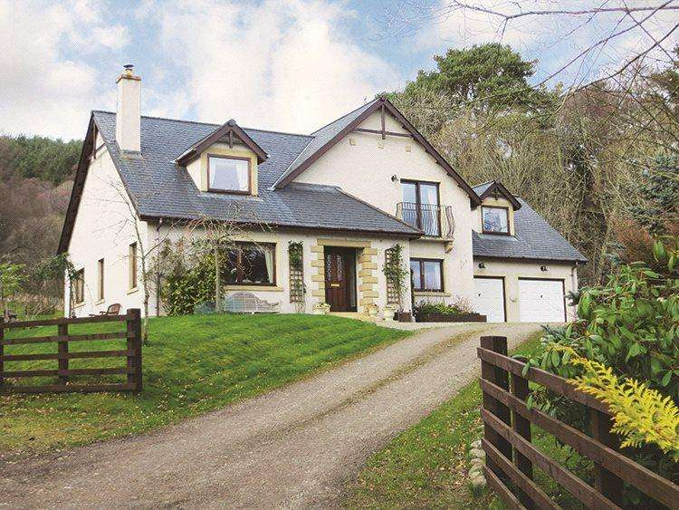 5 Bedrooms Detached House for sale in Torgormack, Beauly, Inverness-Shire
