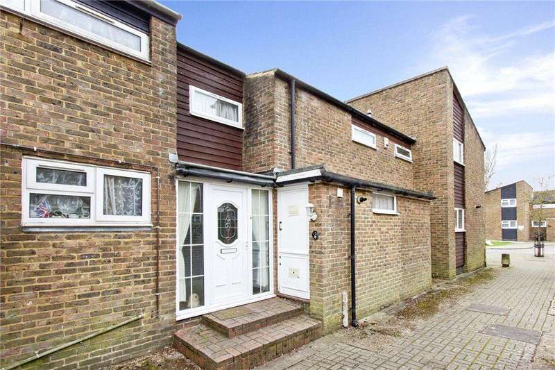 3 Bedrooms Terraced House for sale in Wainhouse, Edenbridge, Kent