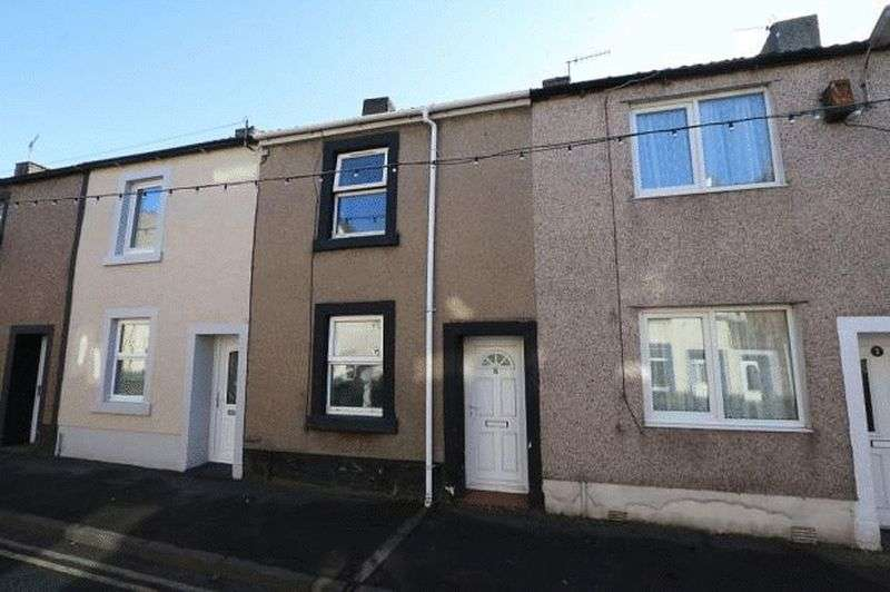 2 Bedrooms Terraced House for sale in Main Street, Cleator