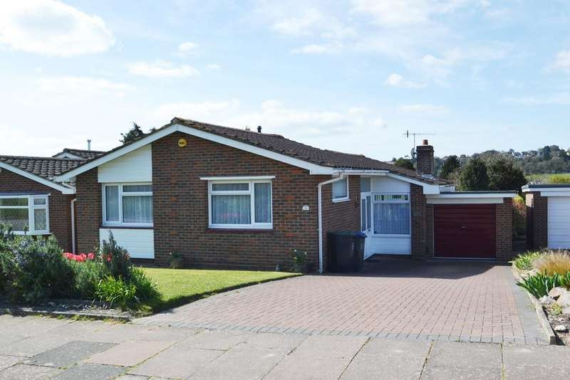 2 Bedrooms Detached Bungalow for sale in Long Meadow, Findon, West Sussex, BN14 0HX
