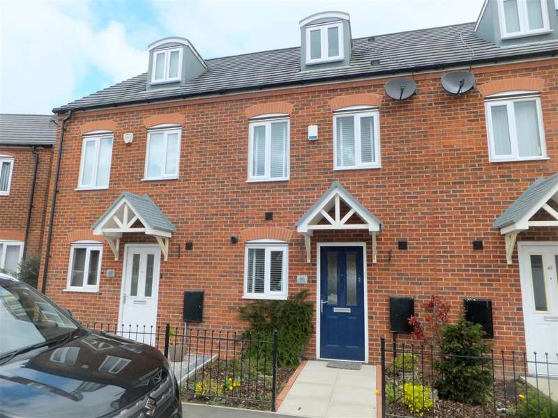3 Bedrooms Terraced House for sale in Speakman Way, Prescot