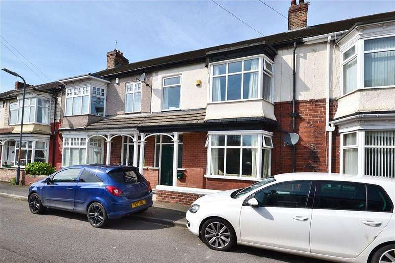 3 Bedrooms Terraced House for sale in Linden Avenue, Hartburn, Stockton-On-Tees