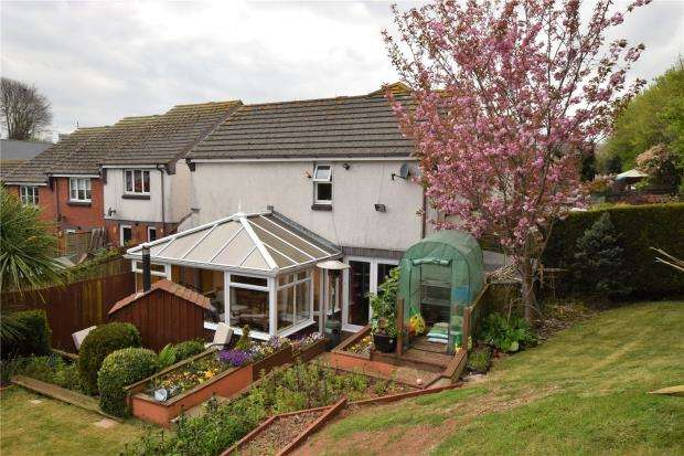 3 Bedrooms End Of Terrace House for sale in Smallcombe Road, Paignton, Devon