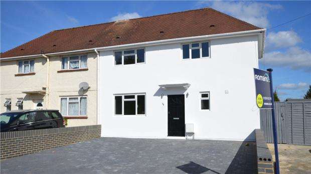 3 Bedrooms Semi Detached House for sale in Ellington Park, Maidenhead, Berkshire