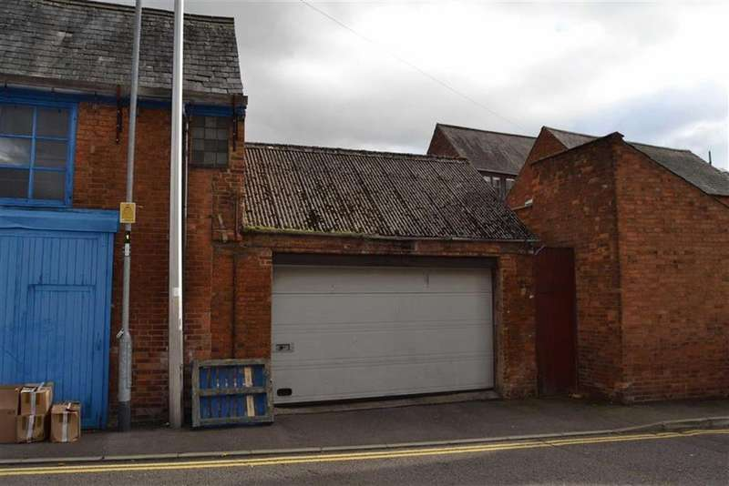 Land Commercial for sale in Kings Road, Market Harborough