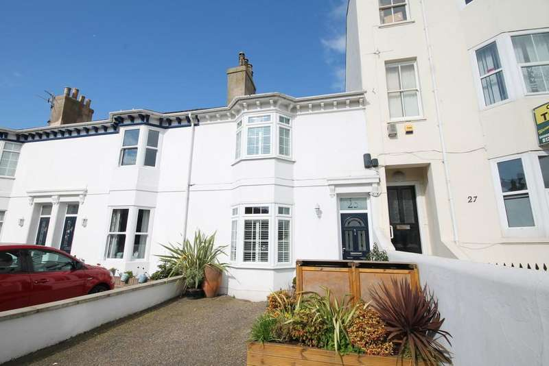 4 Bedrooms Terraced House for sale in Buckingham Road, Shoreham-by-Sea, BN43 5UA