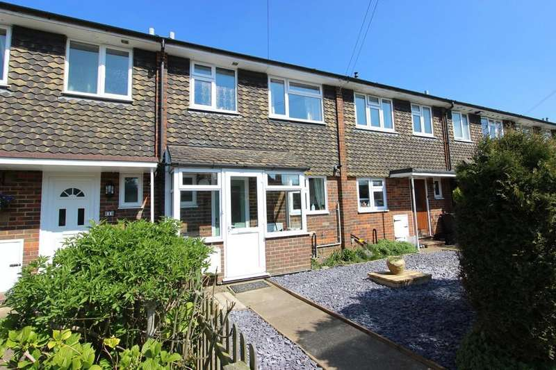 2 Bedrooms Terraced House for sale in Church Close, Lower Kingswood
