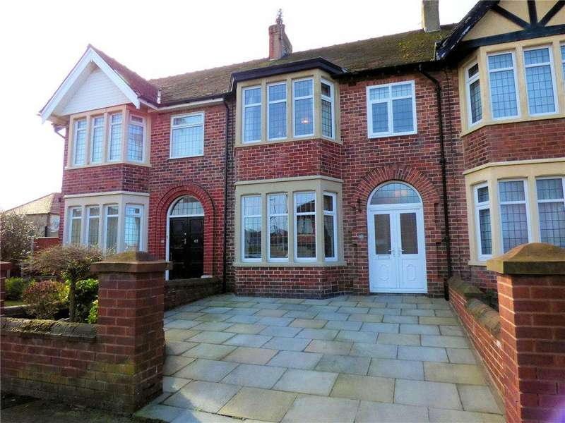 3 Bedrooms Terraced House for sale in Knowle Avenue, Bispham, Blackpool