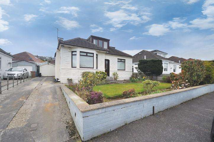 3 Bedrooms Detached Bungalow for sale in 12 Williamwood Drive, Netherlee, G44 3TH