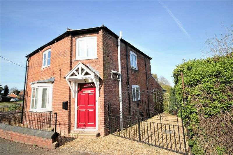 2 Bedrooms Detached House for sale in Chemistry, Whitchurch
