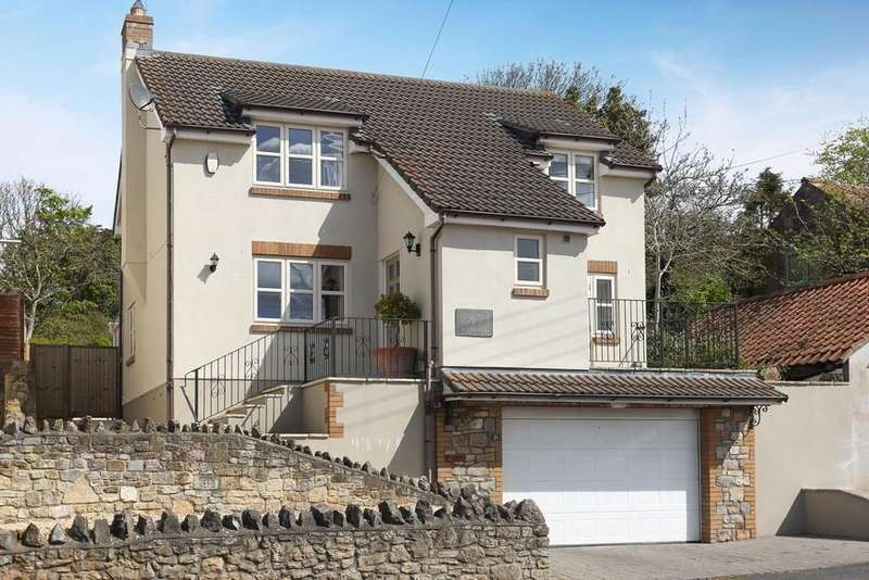 3 Bedrooms Detached House for sale in Shiplate Road, Weston-super-Mare