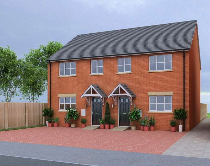 3 Bedrooms House for sale in 3 bedroom House New Build in Northwich