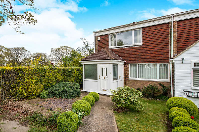 2 Bedrooms Property for sale in Rowbrocke Close, Gillingham, ME8
