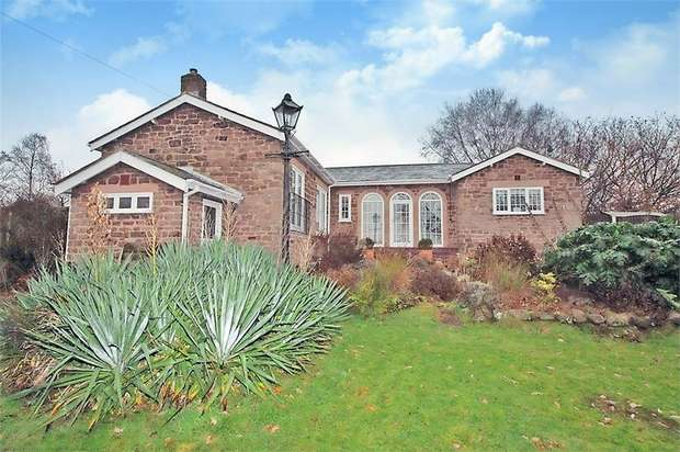 3 Bedrooms Detached Bungalow for sale in Wood Lane, Sutton Weaver, Runcorn, Cheshire