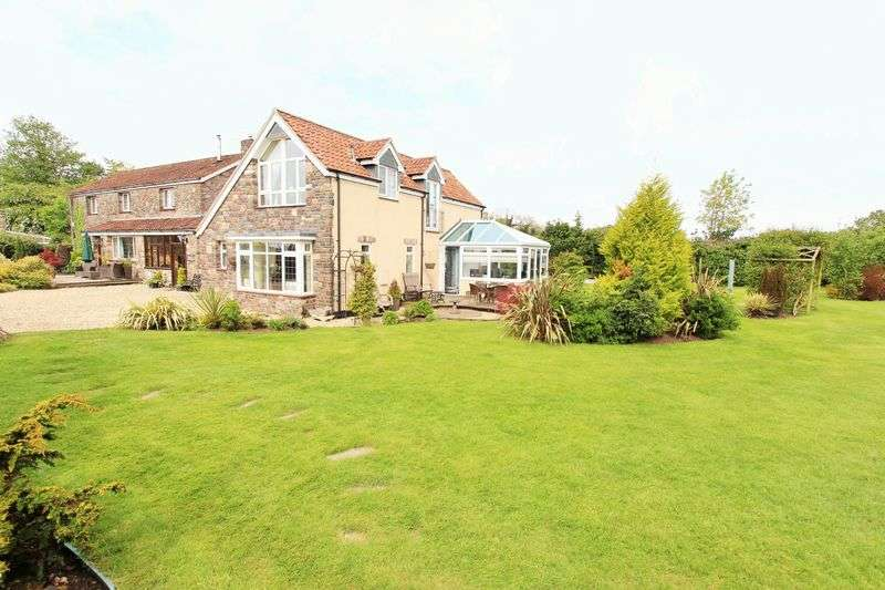 6 Bedrooms Detached House for sale in Tytherington Hill, Tytherington