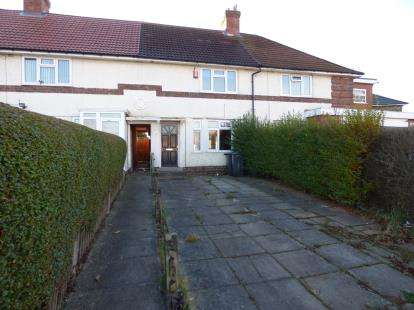 3 Bedrooms Terraced House for sale in Oakhill Crescent, Acocks Green, West Midlands