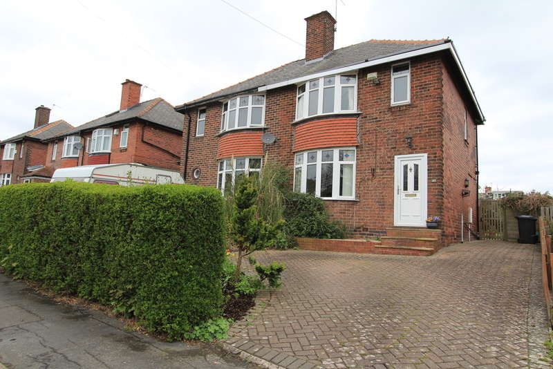 3 Bedrooms Semi Detached House for sale in Thorpe House Road, Norton Less