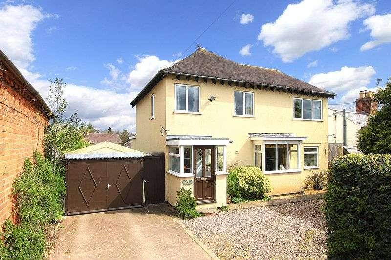 3 Bedrooms Detached House for sale in CODSALL WOOD, Codsall Wood Road