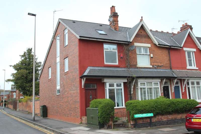 4 Bedrooms End Of Terrace House for sale in Lightwoods Road, Bearwood