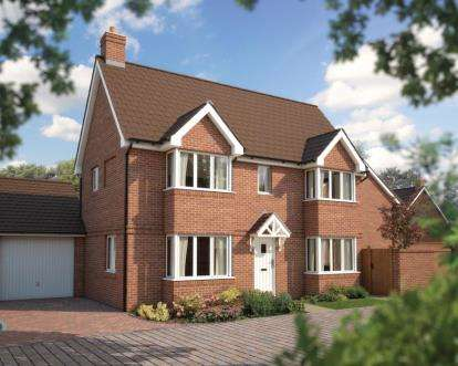 3 Bedrooms Detached House for sale in Bridge Road, Bursledon