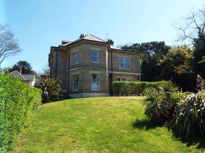 2 Bedrooms Flat for sale in 17 Bodorgan Road, Bournemouth, Dorset