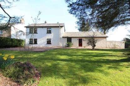 4 Bedrooms Detached House for sale in Montgomery Street, Eaglesham, East Renfrewshire