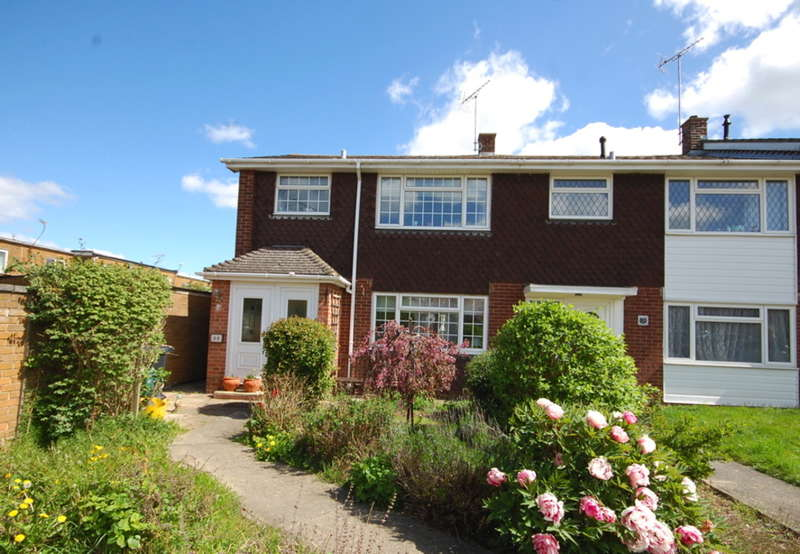 3 Bedrooms End Of Terrace House for sale in Tamar Rise, Springfield, Chelmsford, CM1