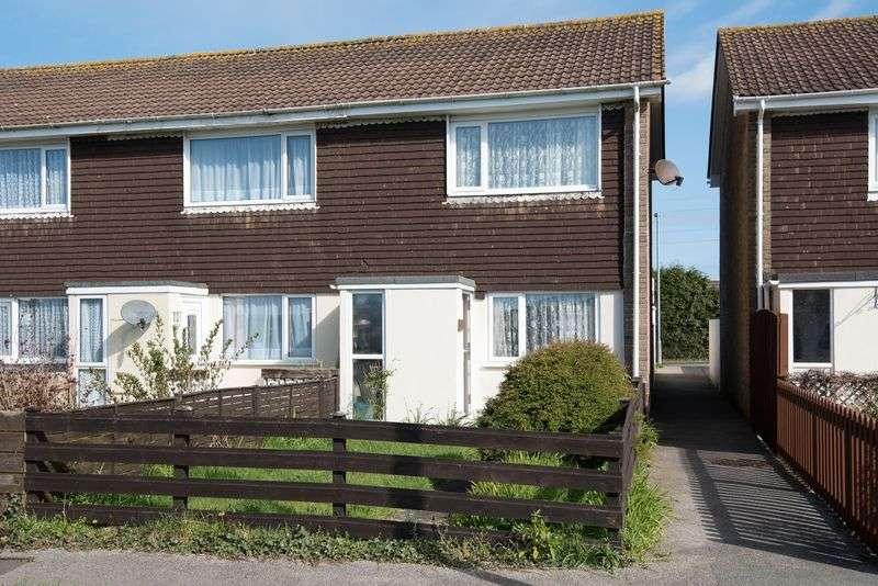 2 Bedrooms Terraced House for sale in Tolvaddon, Camborne