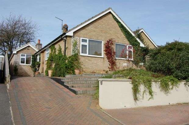 4 Bedrooms Detached Bungalow for sale in Scott Close, Ravensthorpe, Northampton NN6 8EA