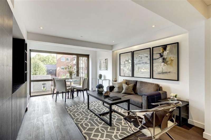 2 Bedrooms Property for sale in The Grays, Holborn, London, WC1X