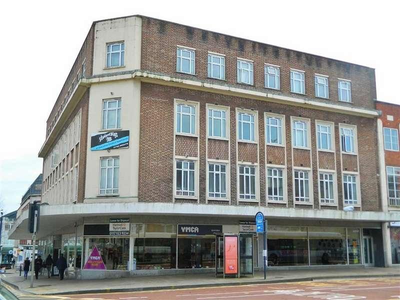 1 Bedroom Flat for sale in Portland House, 58-60 The Kingsway, Swansea