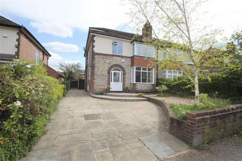 4 Bedrooms Property for sale in Alstead Avenue, Hale, Altrincham