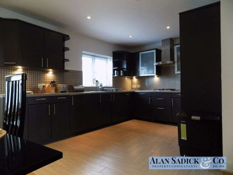 4 Bedrooms Terraced House for sale in Lady Aylesford Avenue, Stanmore