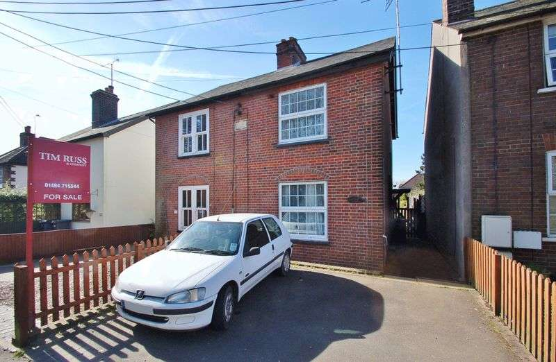 3 Bedrooms Semi Detached House for sale in Hazlemere