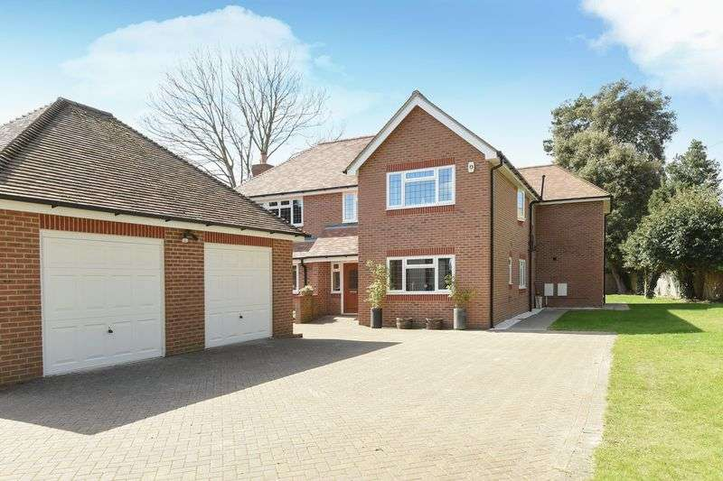 6 Bedrooms Detached House for sale in Newtown Road, Warsash