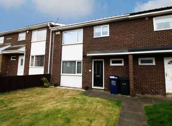 3 Bedrooms Terraced House for sale in Byrness, Newcastle Upon Tyne, Tyne And Wear, NE5 2HF