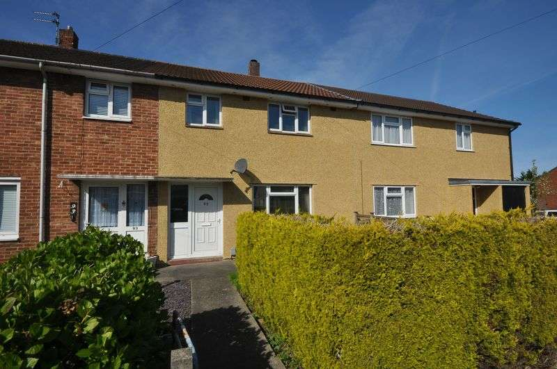 3 Bedrooms Terraced House for sale in Burchells Green Road, Kingswood