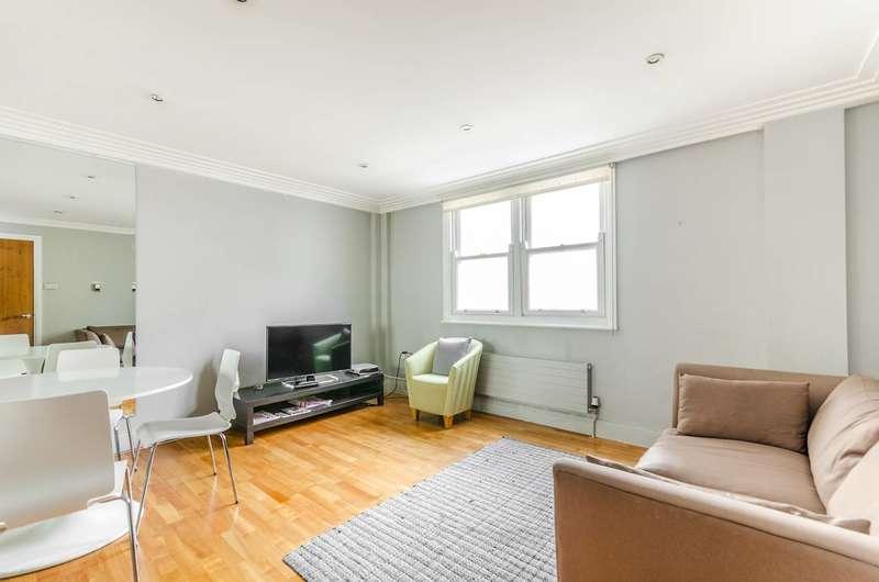 1 Bedroom Flat for sale in Exchange Court, Covent Garden, WC2R