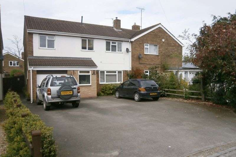 4 Bedrooms Semi Detached House for sale in Ashchurch Road, Tewkesbury