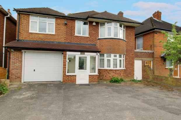 5 Bedrooms Detached House for sale in Burnham Lane, Slough, Berkshire, SL1 6LY