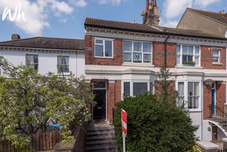 2 Bedrooms Flat for sale in Prestonville Road, Brighton BN1
