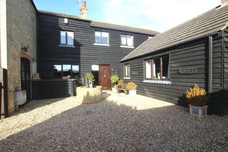 3 Bedrooms Detached House for sale in Speed Lane, Soham, Ely