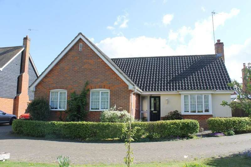 3 Bedrooms Detached Bungalow for sale in Framlingham, Suffolk