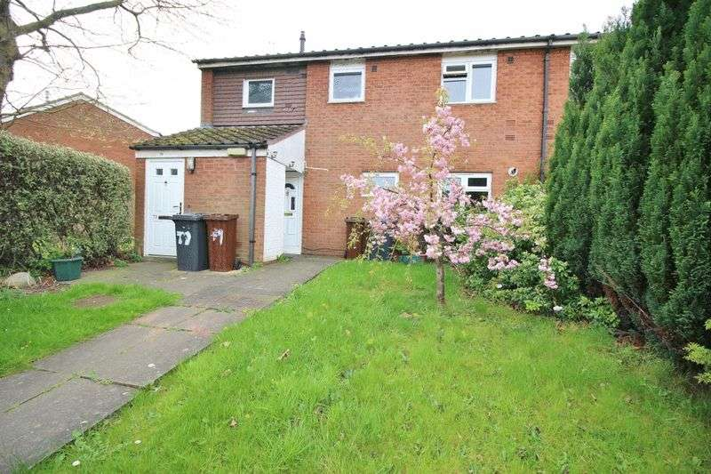 2 Bedrooms Flat for sale in Eastney Crescent, Pendeford, Wolverhampton