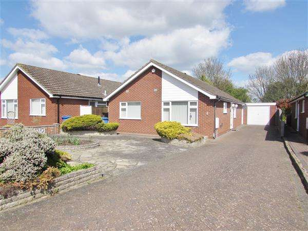 3 Bedrooms Bungalow for sale in The Grove, Off Henley Road, Ipswich