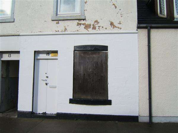 Commercial Property for rent in Saddell Street, Campbeltown
