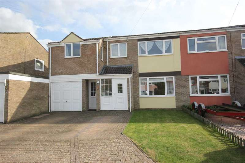 4 Bedrooms Semi Detached House for sale in First Avenue, Glemsford