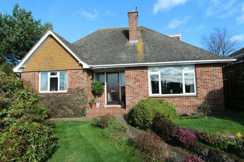 3 Bedrooms Detached Bungalow for sale in OAK CLOSE, OTTERY ST MARY